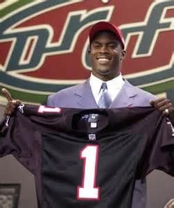 Michael Vick NFL Draft