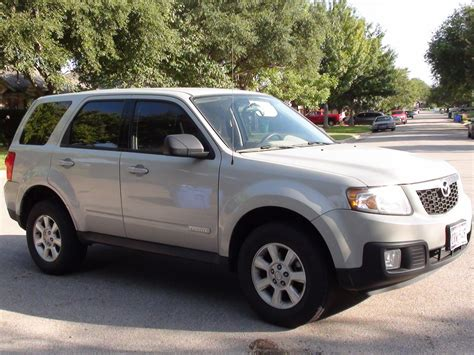 2008 Mazda Tribute Grand Touring Hybrid Awd