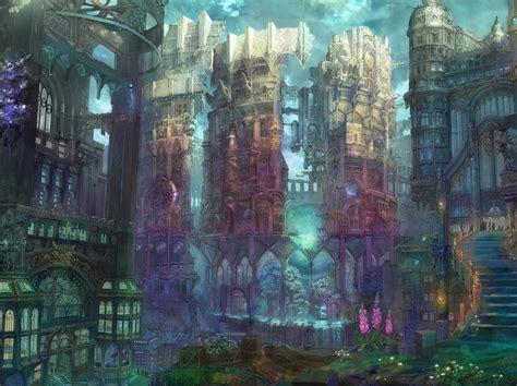 fantasy city wallpapers p  cool monodomo