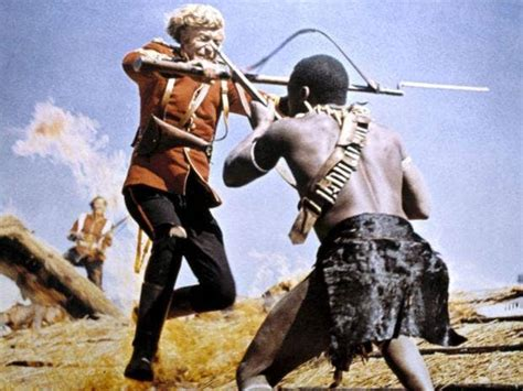 untold story   film zulu starring michael caine