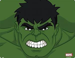face clipart incredible hulk pencil and in color face With incredible hulk face template