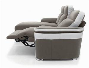 canape relax 3 places conforama univers canape With canapé cuir relax 3 places conforama