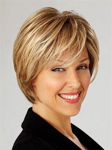 breathtaking short hairstyles  oval faces