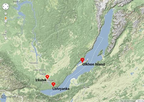 Tour to lake Baikal and Olkhon Island | Visit to Shaman rock