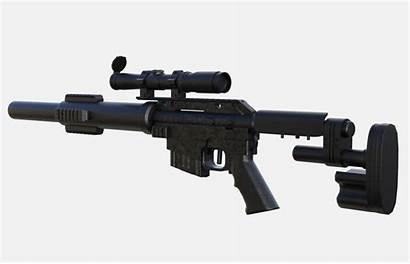Cs5 Mcmillan Rifle Sniper Gun