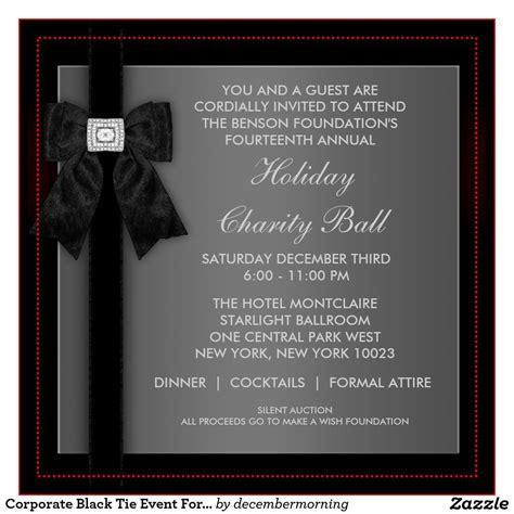 Event Invitation Cards  Formal Event Invitation Cards