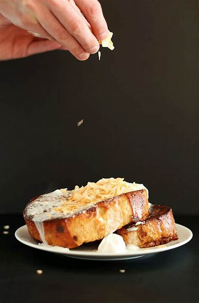 Pie Cream Coconut French Toast Recipe Recipes