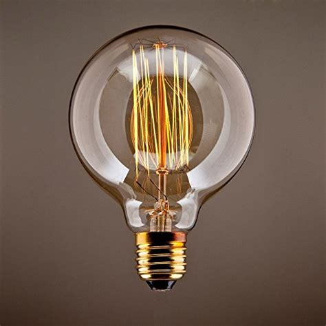 glühbirne als le cmyk vintage grande ladina globo con gabbia di luce filamento della ladina 40w vecchio