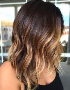 Ombré Hair Chatain : le balayage ombr le lab montpellier ~ Dallasstarsshop.com Idées de Décoration