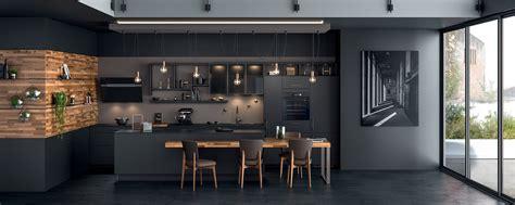 cuisine avec ilot emejing cuisine lineaire avec ilot contemporary design