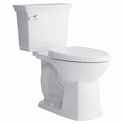 Toilet Vormax Standard American Optum Technology Flushing