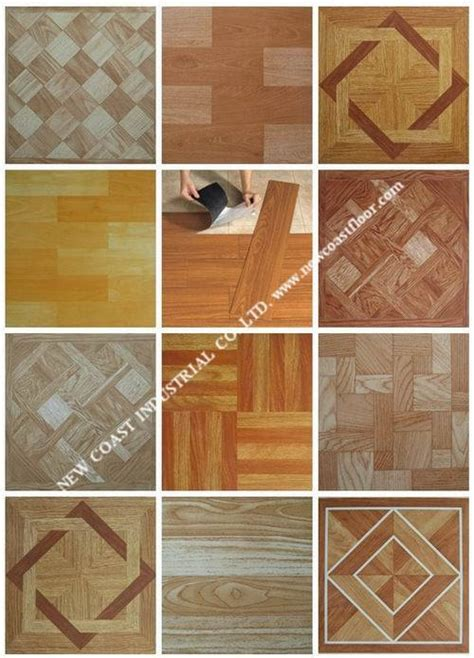 china self stick vinyl floor tile china self stick vinyl