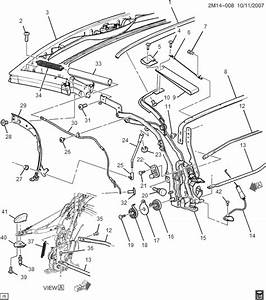 2006 Pontiac Grand Prix Transmission Parts Diagram