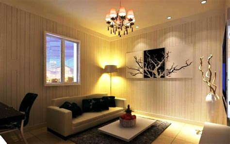 choose lighting effect   living room