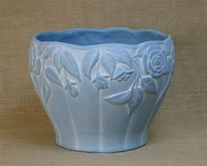 Cache Pot Bleu : cache pot bleu mon vide grenier ~ Teatrodelosmanantiales.com Idées de Décoration