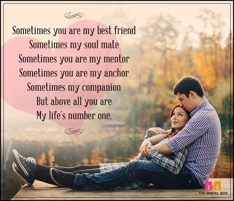 Love Poems for My Husband Quotes