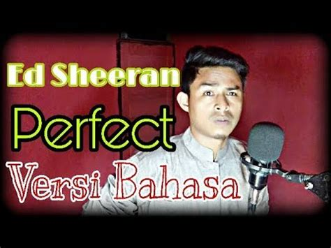 perfect ed sheeran versi bahasa indonesia  ilham