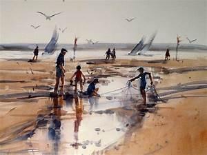 Workshop Demonstration Paintings