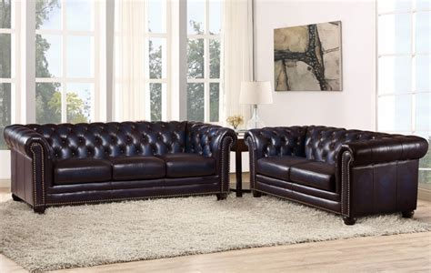 Navy Blue Leather Sofa And Loveseat by Navy Blue Leather Sofa And Loveseat Home Decorators