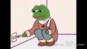 Sad Frog Meme For Pepe The Sad Frog