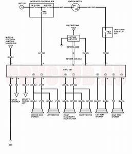 2013 Honda Cr V Speaker Wiring Diagram
