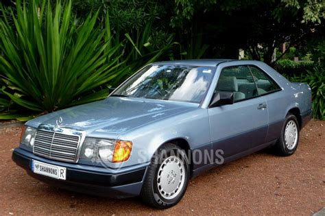 Sold: Mercedes-benz 300ce Coupe Auctions
