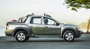 Renault Lanza En Argentina Duster Oroch  Su Primer Pick Up