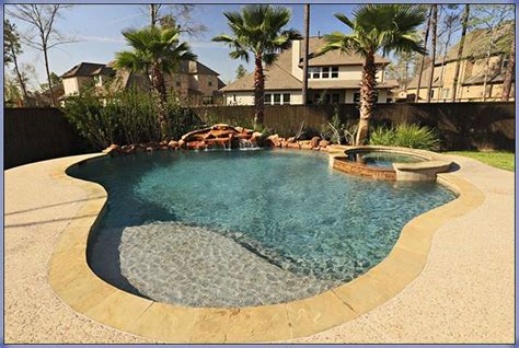 swimming pool remodel beach entry swimming pool remodeling renovation ideas intheswim pool blog pool design