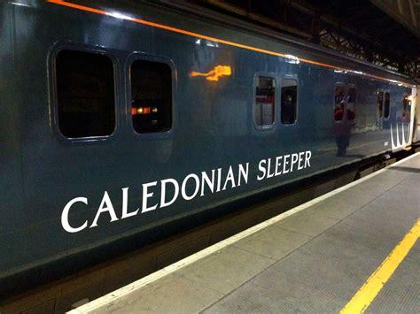 The Sleeper by Caledonian Sleeper The Quot Deerstalker Quot