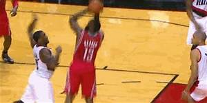 James Harden receives a flopping warning! : nba