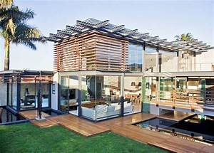 House Abo Beats the Heat in South Africa With Natural