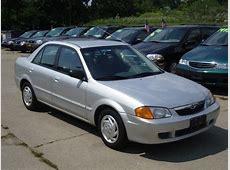 2000 Mazda Protege DX for sale in Cincinnati, OH Stock