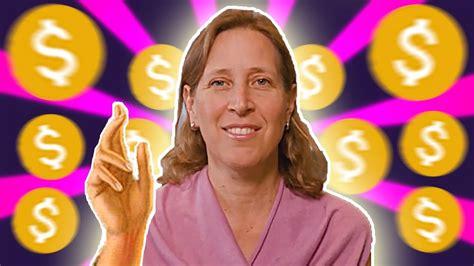 Ru Tub by Ceo Susan Wojcicki Starts A Channel It S Bad