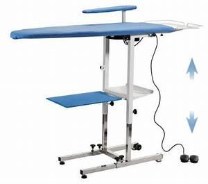 Support Table À Repasser : table repasser professionnelle ergonomique battistella ~ Melissatoandfro.com Idées de Décoration