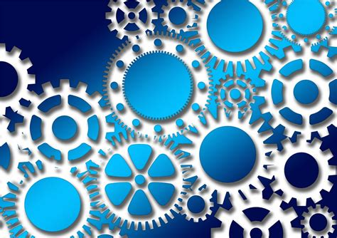 Gears, Cooperation, Transmission