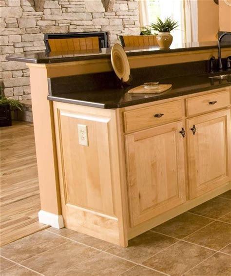 cabinet finished end panels installing kitchen cabinet end panels kindlstand