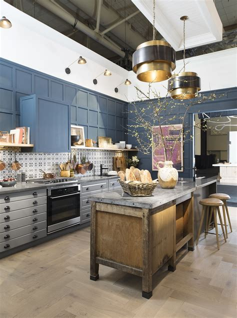 18+ Engaging Kitchen Interior Eclectic