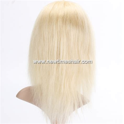 613 hair color 613 blond color front lace wig for