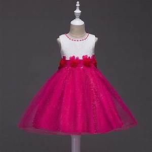 online get cheap hot pink wedding dress sash aliexpresscom With cheap pink wedding dresses