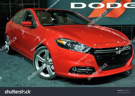 The New Dodge Dart, Based On Alfa