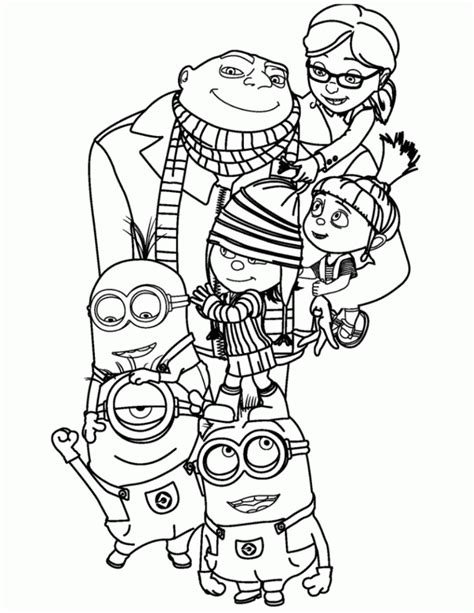 minions coloring book minion coloring pages best coloring pages for