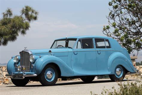 bentley truck james 1948 bentley mk vi james young the vault classic cars