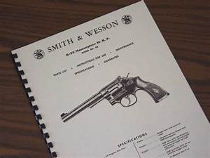Smith  U0026 Wesson K