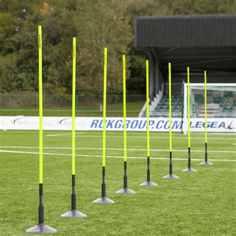 forza astro slalom poles  bases ft  ft high vermont
