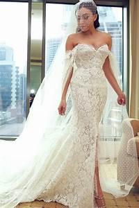 delicate lace off the shoulder wedding dress 2017 mermaid With off the shoulder wedding dresses 2017