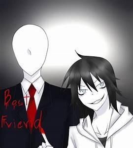 Best Friend -Jeff the killer and Slenderman by Namuio on ...