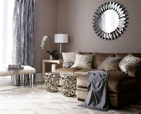 brown beige living room ideas zion modern house
