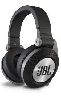 JBL Synchros E50BT On-Ear Bluetooth® Headphones, Black