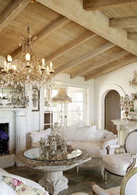 enchanted shabby chic living room designs digsdigs