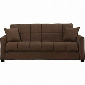 baja convert a couch and sofa bed dark brown gvdesigns With convert a couch and sofa bed
